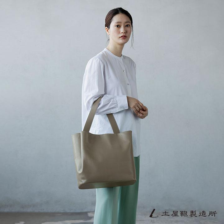 知る人ぞ知る、日本製の優秀ブランド5選は【土屋鞄】ナミ トートです