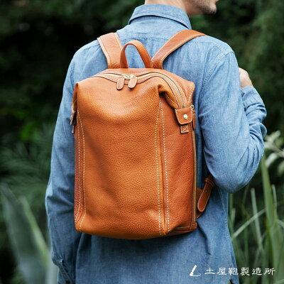 メンズ リュックのおすすめ 土屋鞄製造所 ソフトミディアムバッグパック