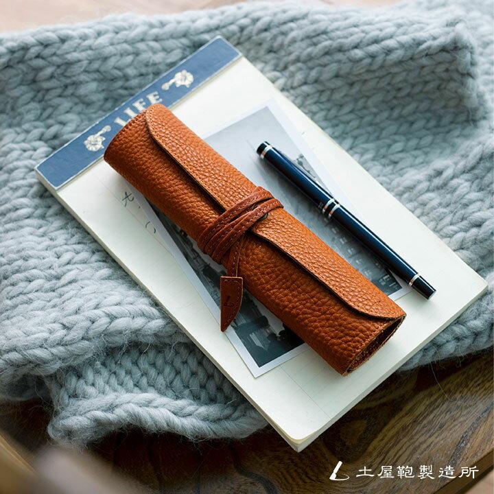 土屋鞄製造所Tone(トーン)『トーンオイルヌメロールペンケース』