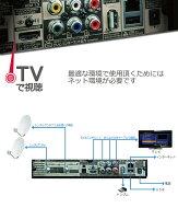 サテラ2 satella2のTV接続方法と使い方