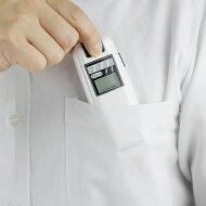 省電力・軽量・コンパクトなアルコール検査器