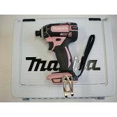 ■マキタ 18V インパクトドライバー TD149DZP ピンク ★本体+ケース ★新品