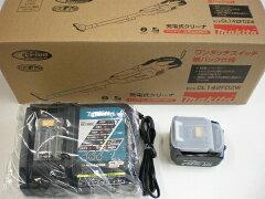 ★お買得セット!■マキタ 14.4V ★充電式クリーナー CL142+充電器+電池1個【コードレス掃除機】