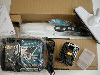 お買得■マキタ14.4V充電式クリーナーCL142FDZW本体+充電器+電池1個