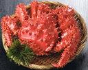 北海道から海鮮グルメお取り寄せ!!花咲ガニのお買い得品!浜茹で!急速冷凍!!花咲ガニ メス 600〜700g前後 1尾