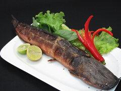 【タイ食材専門店】Catfish Gutted 淡白な白身の魚で柔らか冷凍キャットフィッシュ (内臓取り...