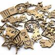 不思議の国 アリス 【その3】27個セット アクセサリーチャーム アンティークゴールド 金古美 素材 材料