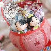 ぼんぼり ひな祭り 桃の節句 赤ちゃん