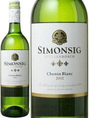 シモンシッヒ シュナンブラン [2015] <白> <ワイン/南アフリカ>※ヴィンテージが過去…