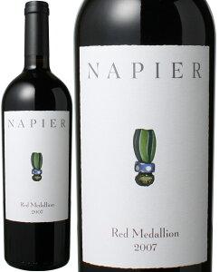 ネイピア レッド・メダリオン [2007] ネイピア・ワイナリー <赤> <ワイン/南アフリカ...