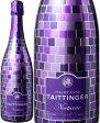 テタンジェ 限定ボトル ノクターン・パープル・エディション セック NV <白> <ワイン/シャンパン>