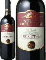 プリミティーヴォIGTサレント[2013]ヴィッラ・デル・ティグリ<赤><ワイン/イタリア>