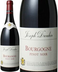 ブルゴーニュ・ピノ・ノワール [2018] ジョゼフ・ドルーアン <赤> <ワイン/ブルゴーニュ> ※ヴィンテージが異なる場合があります。