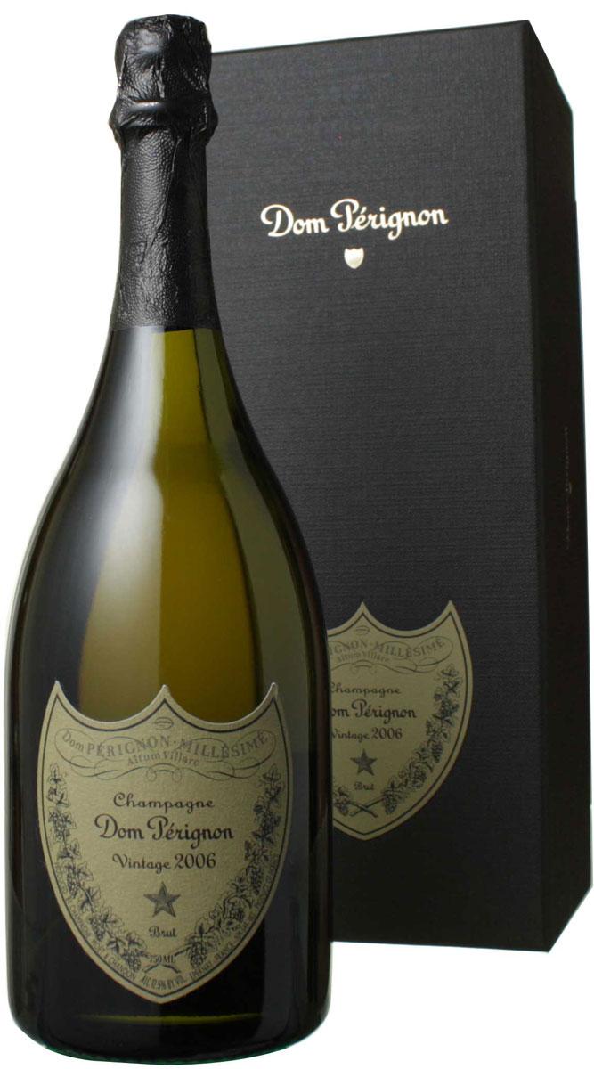 ドン・ペリニヨン 専用ボックスつき [2006] <白> <ワイン/シャンパン>