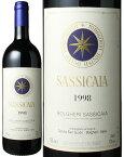 サッシカイア [1998] テヌータ・サン・グイード <赤> <ワイン/イタリア>