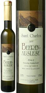 ベーレンアウスレーゼ セント・チャールズ 375ml [2018] ジョセフ・ドラーテン <白> <ワイン/ドイツ>
