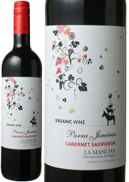 カベルネ・ソーヴィニヨン オーガニック [2018] パラ・ヒメネス <赤> <ワイン/スペイン>※ヴィンテージが異なる場合がございます。
