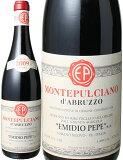 モンテプルチアーノ・ダブルッツォ [2009] エミディオ・ペペ <赤> <ワイン/イタリア>