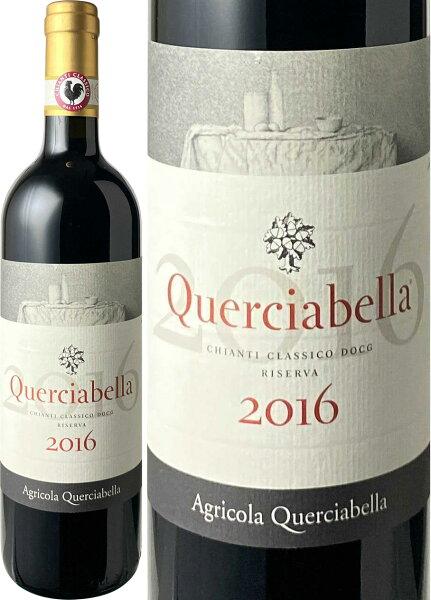 キャンティ・クラシコリゼルヴァ 2016 クエルチャベッラ<赤><ワイン/イタリア>