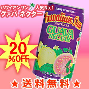 グアバネクター ハワイアンサン グァバジュース ラッピング