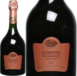テタンジェ コント・ド・シャンパーニュ・ロゼ [2004] <ロゼ> <ワイン/シャンパン>...