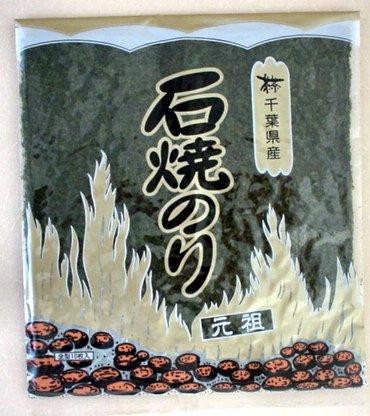 石焼のり(徳用)全型10枚×10