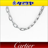 Cartier カルティエ スパルタカス ネックレス 750 K18 WG ホワイトゴールド【送料無料】【代引き手数料無料】レディース【中古】29220305