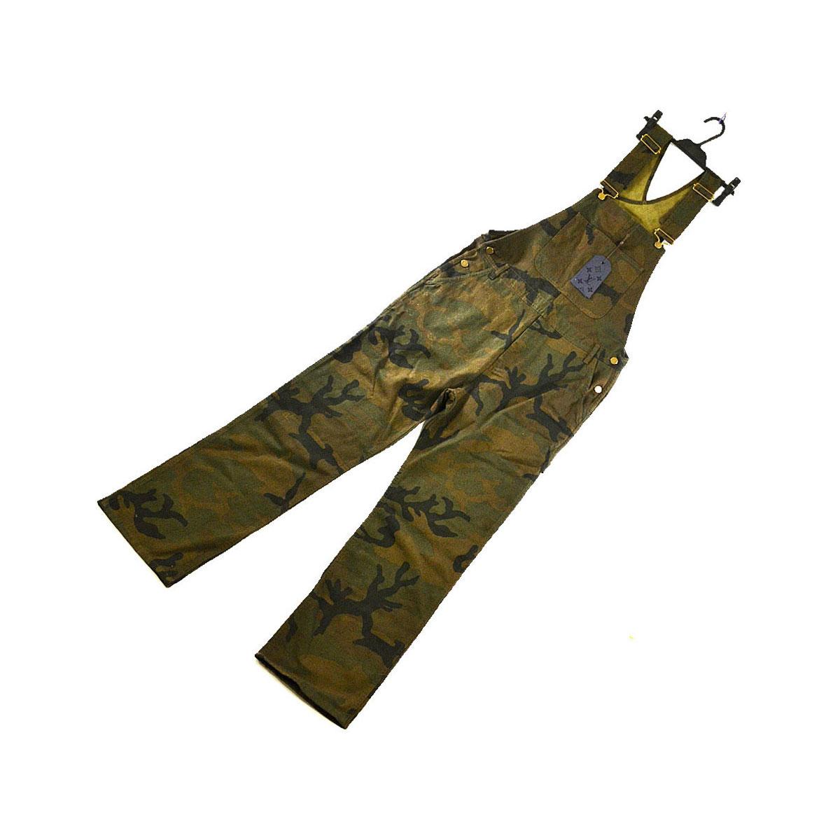 メンズファッション, オーバーオール Louis Vuitton Supreme Camouflage Denim Ref.A3FDU 28 Made In Italy 29660923