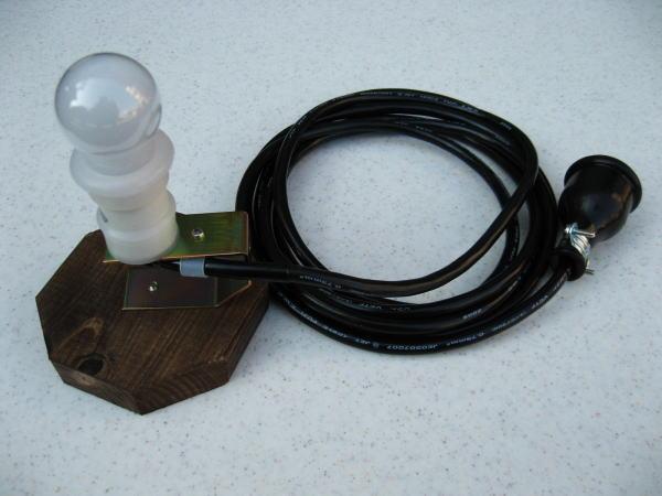 0.2kg/テラコッタオーナメント用ライト LED防水ライトテラコッタオーナメントの中に入れてお使いください。