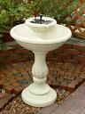 お庭にエレガントな噴水はいかがですか?バードバス 「ティア」