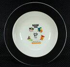 長野オリンピックオリジナル絵皿ブラック【未使用】