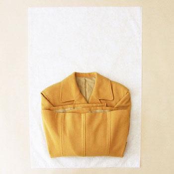 やさしく守る不織布収納袋LL 季節家電・旅行かばんサイズ 10枚入【SB444】