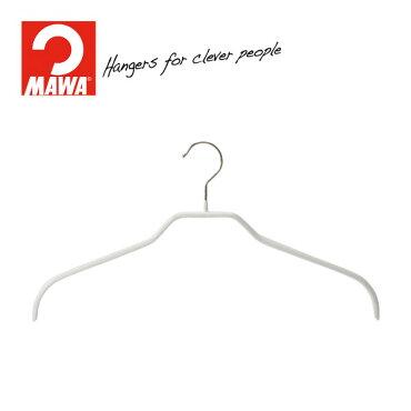 MAWAハンガー(マワハンガー)シルエット41F白