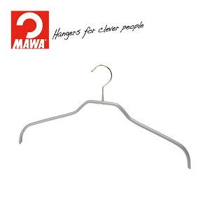 MAWAハンガー(マワハンガー)シルエット 41F シルバー 10本セット【10P01Mar15】