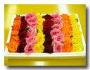 贅沢なバラ風呂・・・ローズバスセットバラ園直送のローズバスセット バラ40~50本 バラ風呂...