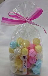 珠ラムネ 岡山 お菓子 お取り寄せ 岡山県 グルメ 駄菓子 懐かしい 美味しい おやつ 菓子 ラムネ 4色 カラフル