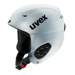 UVEX〔ウベックススキーヘルメット〕<2013>wing s pro 2 〔シルバーメタリック〕
