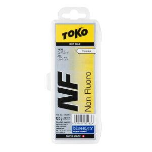 TOKO 〔トコワックス〕 NFイエロー 120g スキー スノーボード 固形