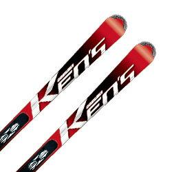 OGASAKA〔オガサカ スキー板〕<2016>KEO'S 〔ケオッズ〕 KS-RV + FM-600