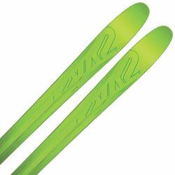 【15-16 K2 ケーツー スキー板 パウダー バックカントリー フリーライドスキー 新雪 深雪】【2...
