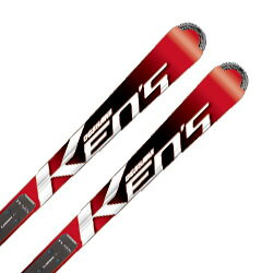 OGASAKA〔オガサカ スキー板〕<2016>KEO'S 〔ケオッズ〕 KS-RV + FL585