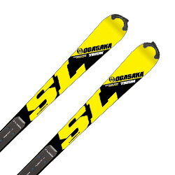 OGASAKA〔オガサカ スキー板〕<2016>TRIUN 〔トライアン〕 SL + FL-585