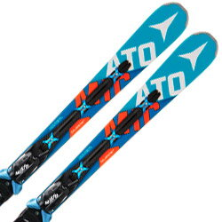 ATOMIC〔アトミック スキー板〕<2017>BLUESTER DOUBLEDECK 3.0 LC〔ブルースターダブルデック3.0LC〕+ X12TL【金具付き・取付料送料無料】【大型商品】:スキー専門店 大阪タナベスポーツ