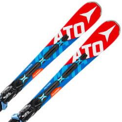 ATOMIC〔アトミック スキー板〕<2017>BLUESTER DOUBLEDECK 3.0 SX〔ブルースターダブルデック3.0SX〕+ X12VAR【金具付き・取付料送料無料】【大型商品】:スキー専門店 大阪タナベスポーツ