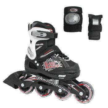 ブレードランナーインラインスケートジュニア