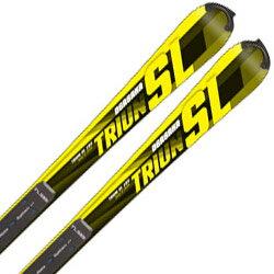 【期間限定!スキー板はさらにポイント5倍!11/14 18時〜11/21 13時まで】OGASAKA〔オガサカ スキー板〕<2017>TRIUN〔トライアン〕SL + FL585【板とプレートのみ】【送料無料】