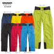★GOLDWIN〔ゴールドウィン スキーウェア〕<2017>Bright Pants G31604P【送料無料】〔z〕