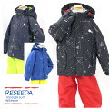 RESEEDA〔レセーダスキーウェアキッズ〕TODDLERSUITRES59003