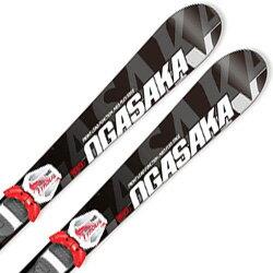【期間限定!スキー板はさらにポイント5倍!11/14 18時〜11/21 13時まで】★OGASAKA〔オガサカ ショートスキー板〕<2019>YOIDON 1〔ヨーイドン〕 YD-1 + SLR 10 【金具付き・取付料送料無料】