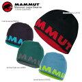 MAMMUTマムートニット帽MammutLogoBeanie109004890